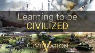 Noobing it out in Civ V