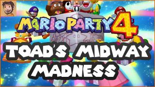 Mario Party 4 - Toad's Midway Madness