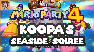 Mario Party 4 - Koopa's Seaside Soirée