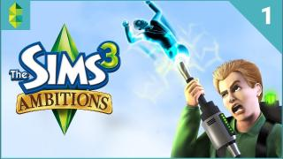 GHOST HUNTING - The Sims 3 Ambitions